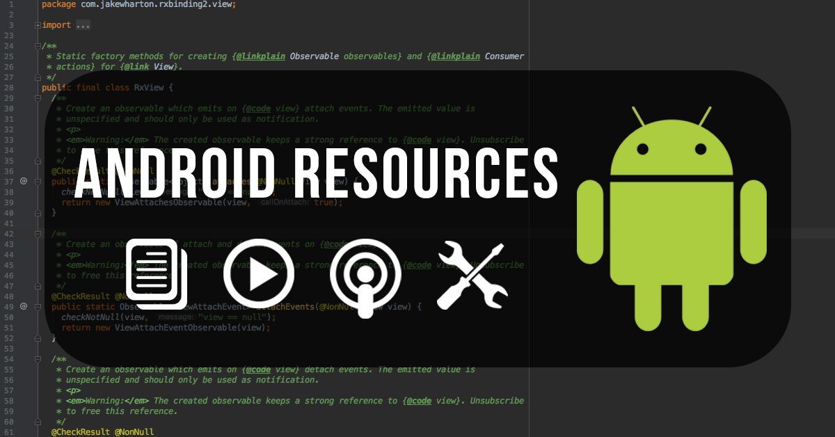 Chet Haase — Android Resources